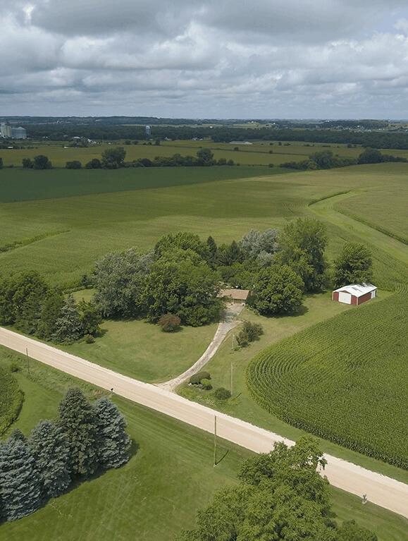 early-life-grassley-farm
